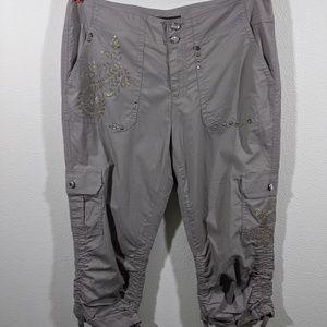 INC International Concepts Cargo Pants 12